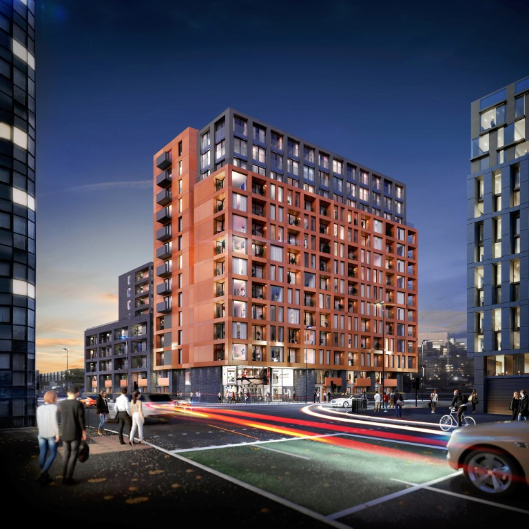 1 Bed Apartment For Sale, X1 The Landmark, Liverpool